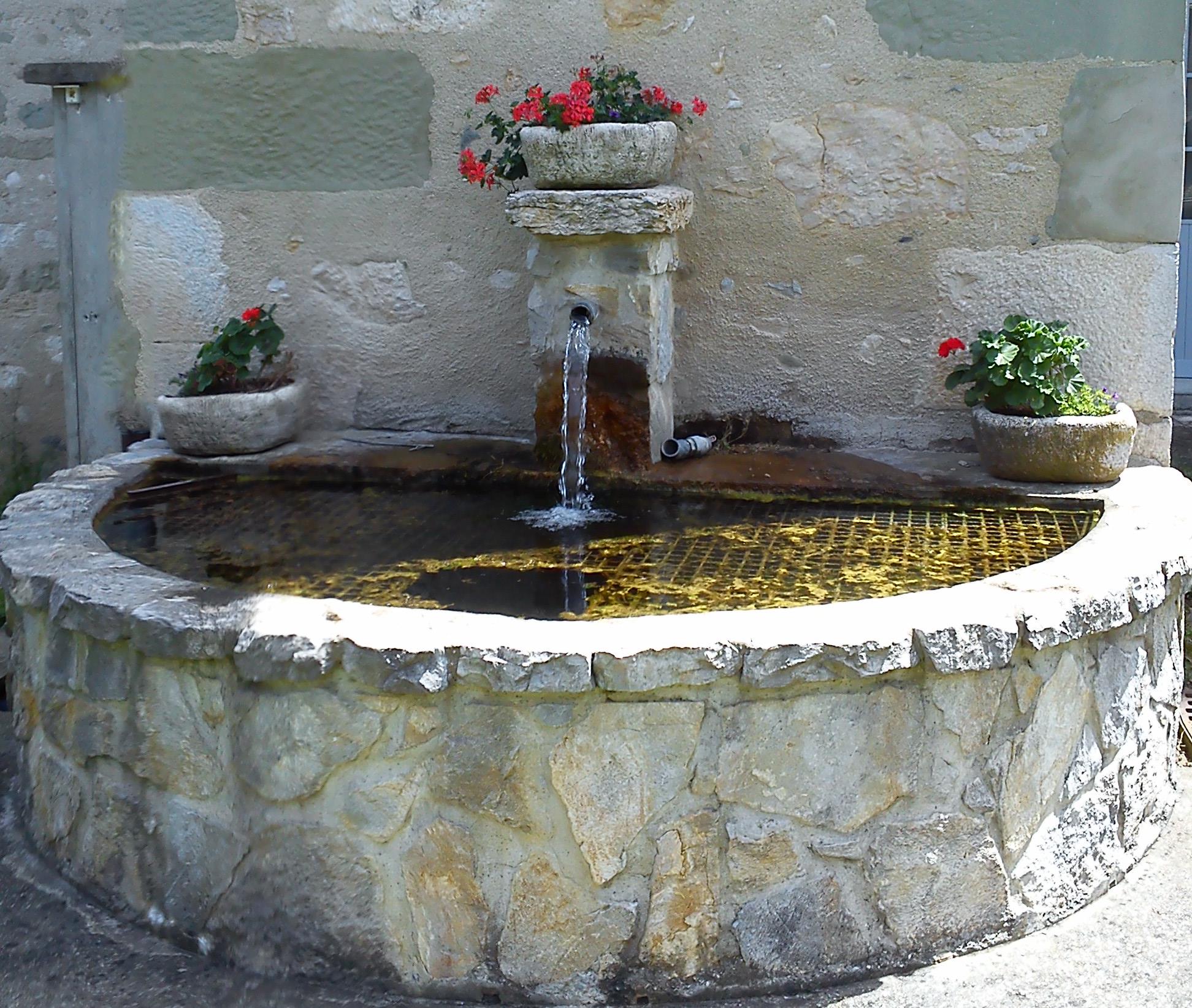 Fontaine en Savoie