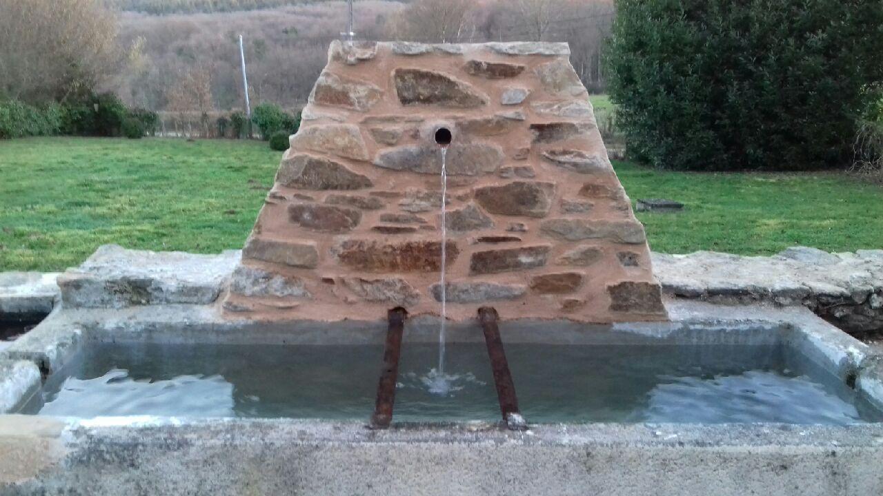 Fontaine maçonnerie